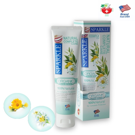 Sparkle Natural Complete Care