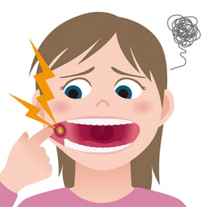 How do the sores in oral cavity occur? How to solve the problems and to cure them?